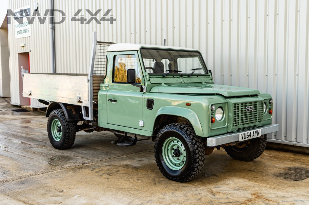 Used LAND ROVER DEFENDER 130 S/C 2.5  in Lancashire