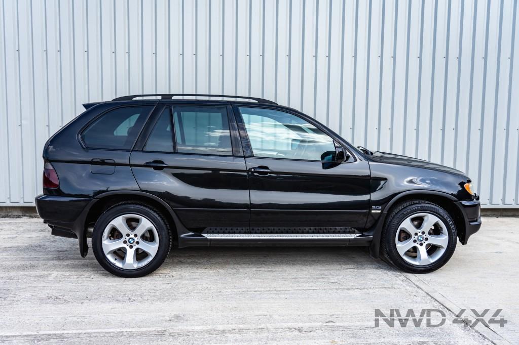 BMW X5 3.0 SPORT 24V 5DR AUTOMATIC