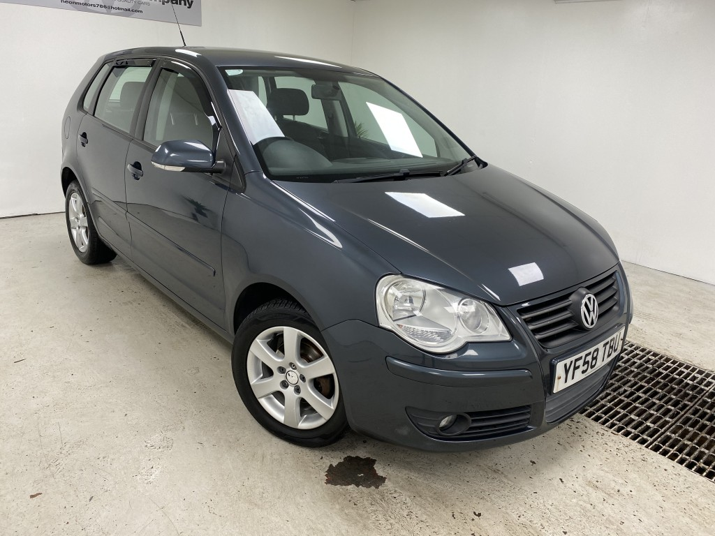 Used VOLKSWAGEN POLO 1.4 MATCH 5DR AUTOMATIC in West Yorkshire