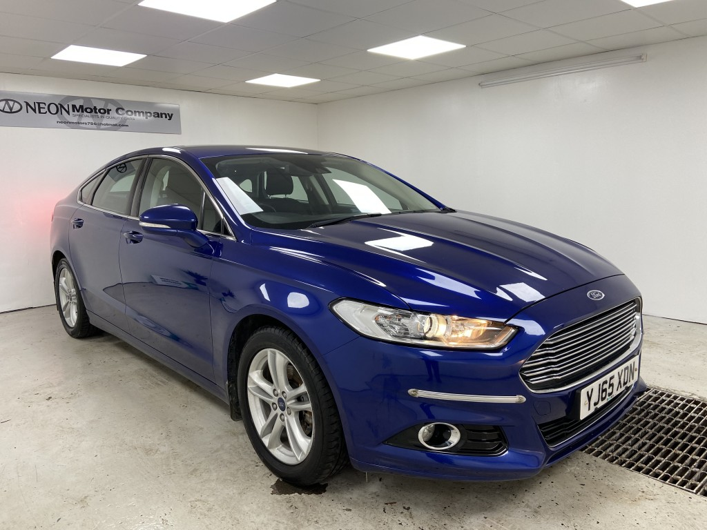Used FORD MONDEO 2.0 TITANIUM TDCI 5DR AUTOMATIC in West Yorkshire