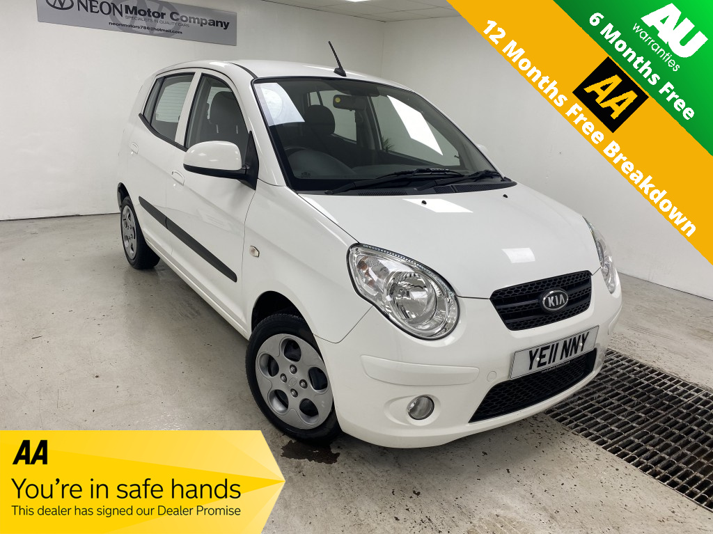 Used KIA PICANTO 1.1 DOMINO 5DR in West Yorkshire