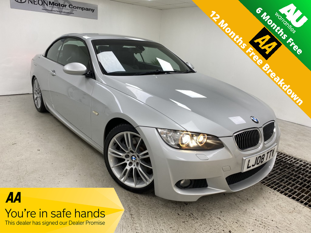 Used BMW 3 SERIES 3.0 325I M SPORT 2DR AUTOMATIC in West Yorkshire