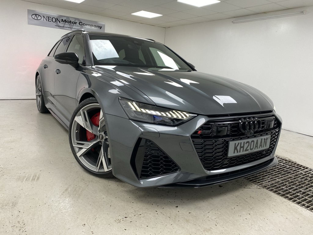Used AUDI Audi  Rs6 Avant in West Yorkshire