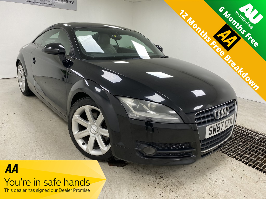 Used AUDI TT 2.0 TFSI 3DR AUTOMATIC in West Yorkshire