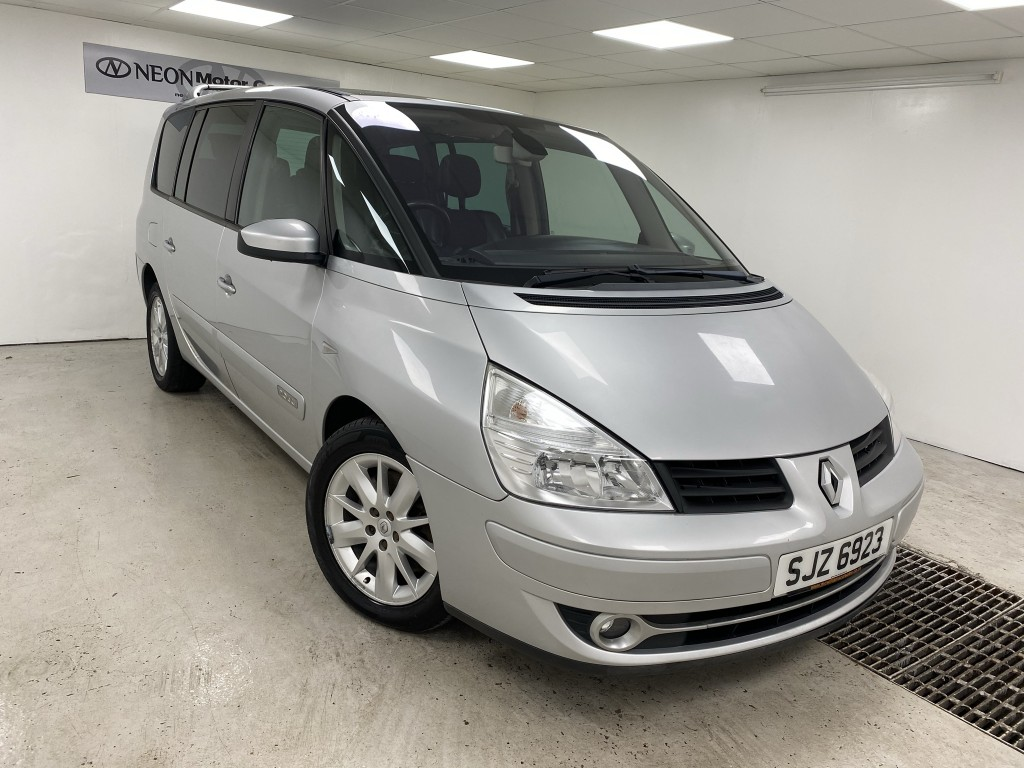Used RENAULT GRAND ESPACE 2.0 DYNAMIQUE DCI 5DR in West Yorkshire