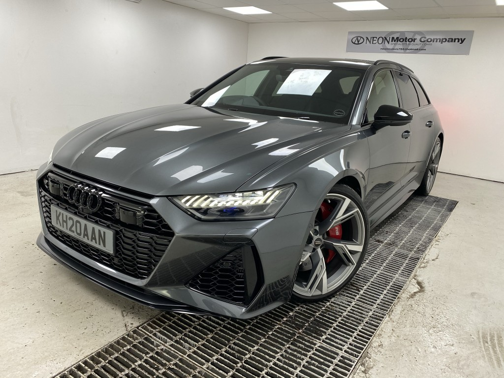 AUDI Audi  Rs6 Avant