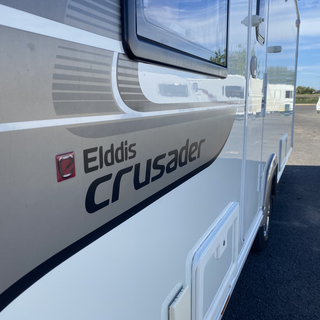 ELDDIS Crusader Mistral
