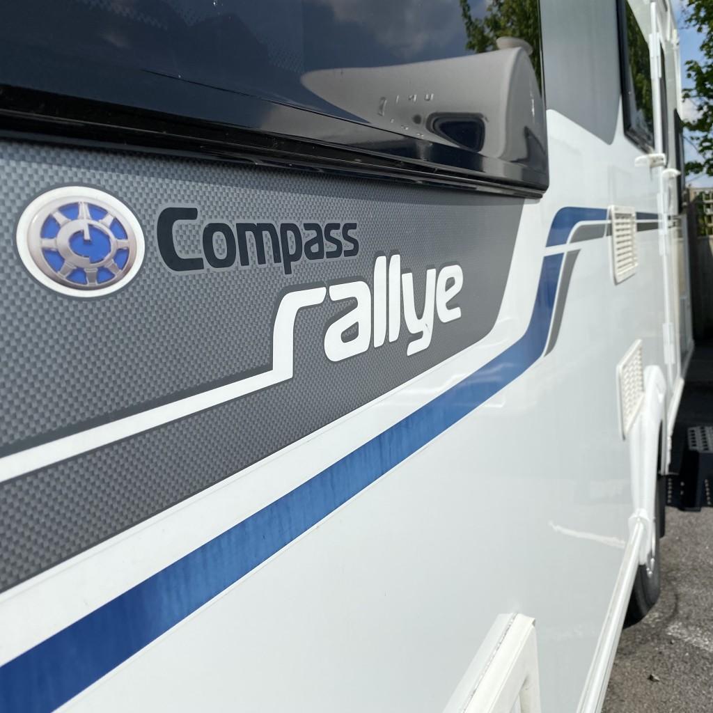 COMPASS Rallye  530