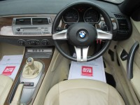 BMW Z4 2.2 Z4 SE ROADSTER 2DR