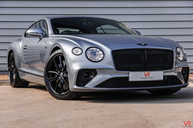 2021 (21) BENTLEY CONTINENTAL 4.0 GT V8 2DR AUTOMATIC