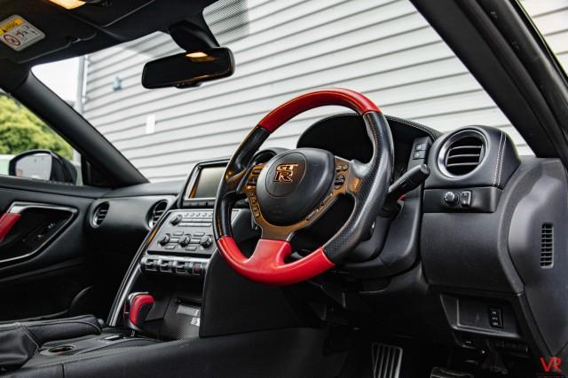 2016 (16) NISSAN GT-R 3.8 V6 2DR SEMI AUTOMATIC   <em>38,248 miles