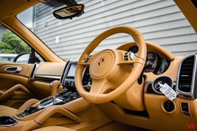2013 (63) PORSCHE CAYENNE 4.1 D V8 S TIPTRONIC S 5DR AUTOMATIC   <em>72,874 miles