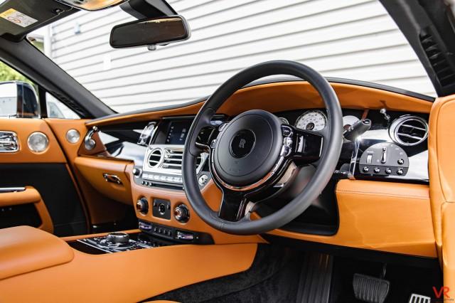 2018 (68) ROLLS-ROYCE Wraith V12 Coupe 6.6 V12 2DR AUTOMATIC | <em>8,836 miles