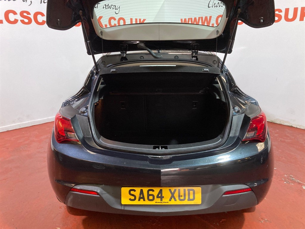 VAUXHALL ASTRA 1.4 SPORT S/S 3DR