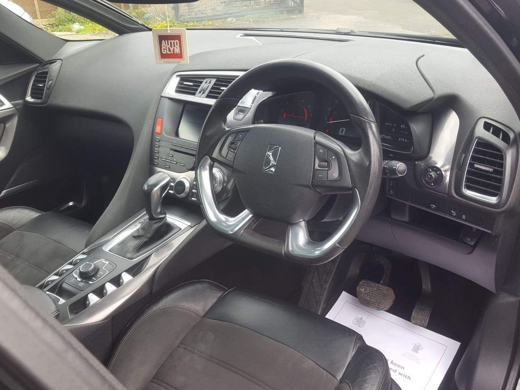 CITROEN DS5 2.0 HDI DSTYLE 5DR AUTOMATIC