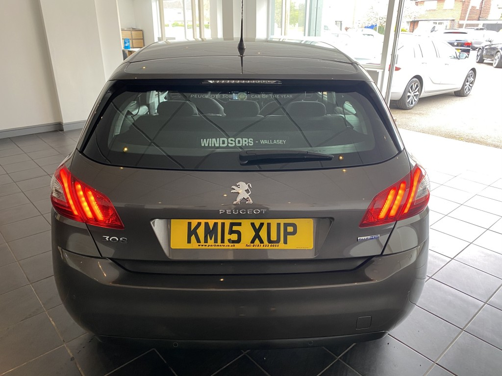 PEUGEOT 308 1.6 BLUE HDI S/S ACTIVE 5DR