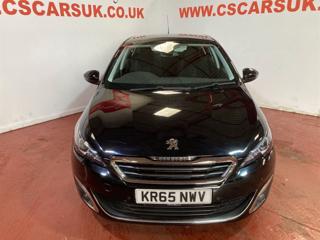 PEUGEOT 308 2.0 BLUE HDI S/S ALLURE 5DR AUTOMATIC