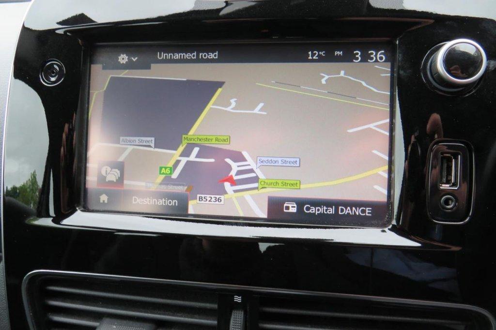RENAULT CLIO 1.5 DYNAMIQUE S NAV DCI 5DR