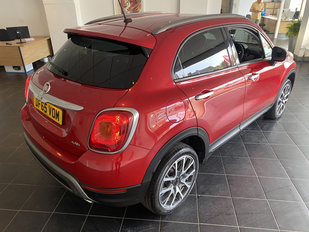 FIAT 500X 2.0 MULTIJET OPENING EDITION 5DR AUTOMATIC