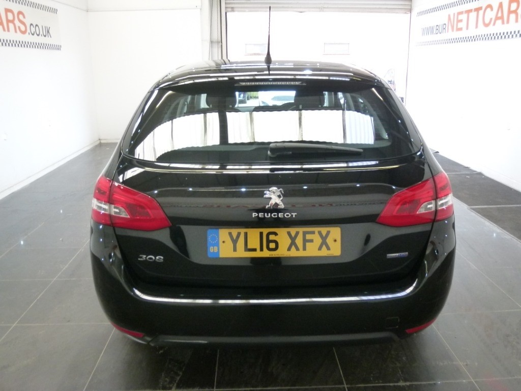 PEUGEOT 308 1.6 BLUE HDI S/S SW ACCESS 5DR
