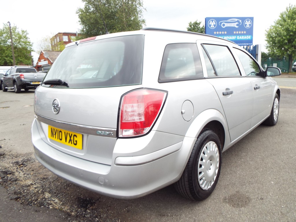 VAUXHALL ASTRA 1.7 LIFE A/C CDTI 5DR