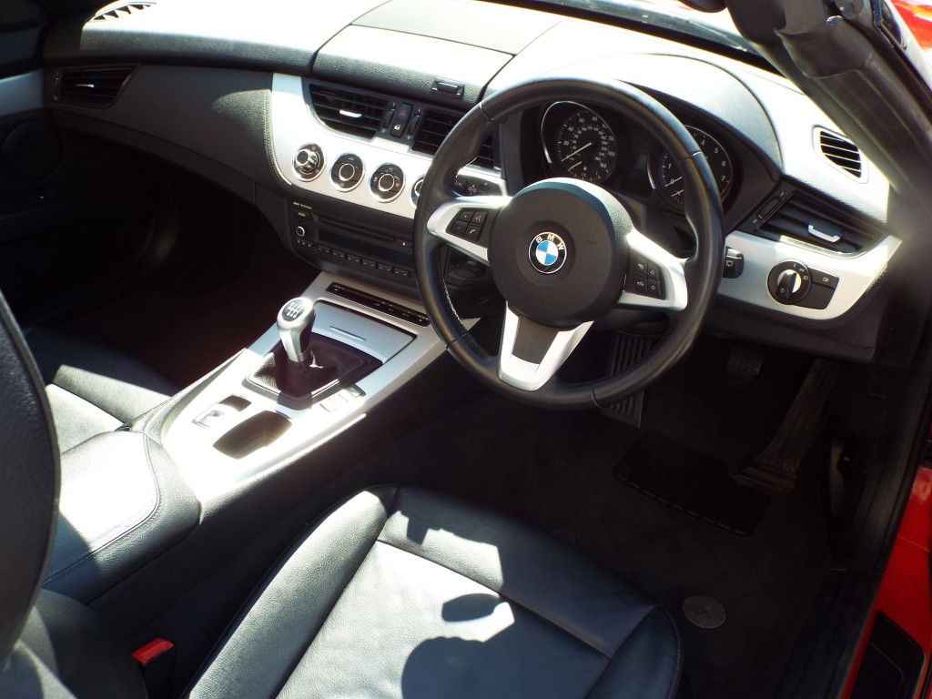 BMW Z4 2.0 Z4 SDRIVE18I ROADSTER 2DR