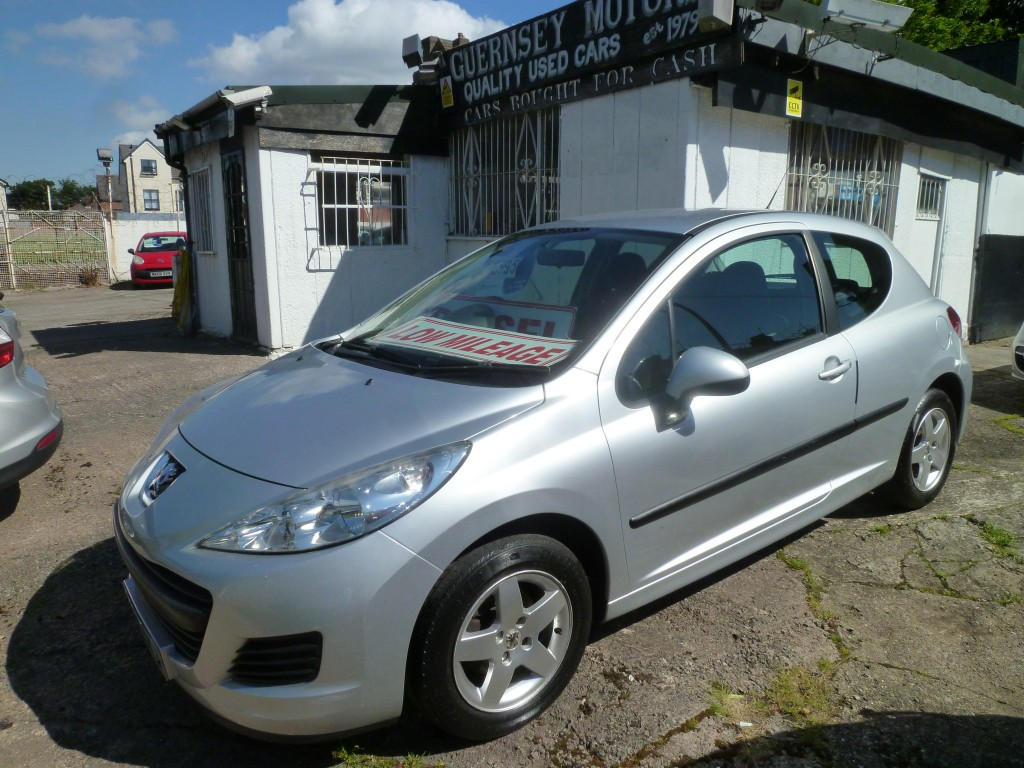 PEUGEOT 207 1.4 S HDI 3DR
