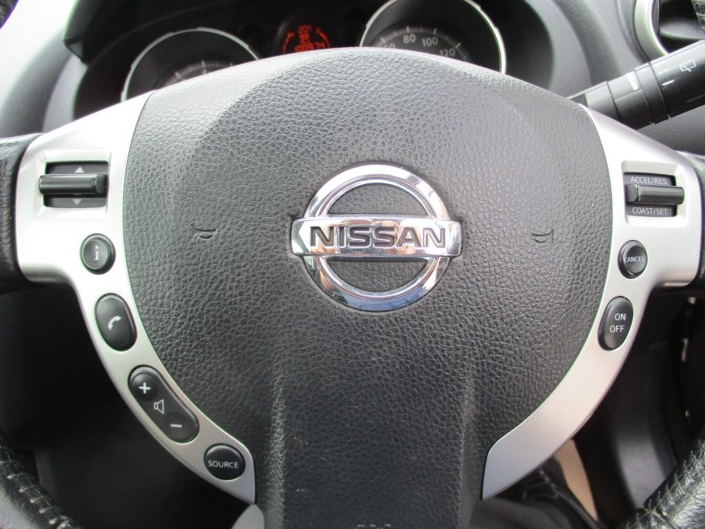 NISSAN QASHQAI 2.0 N-TEC 5DR CVT