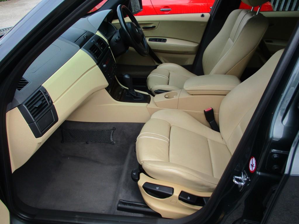 BMW X3 2.5 SPORT 5DR AUTOMATIC