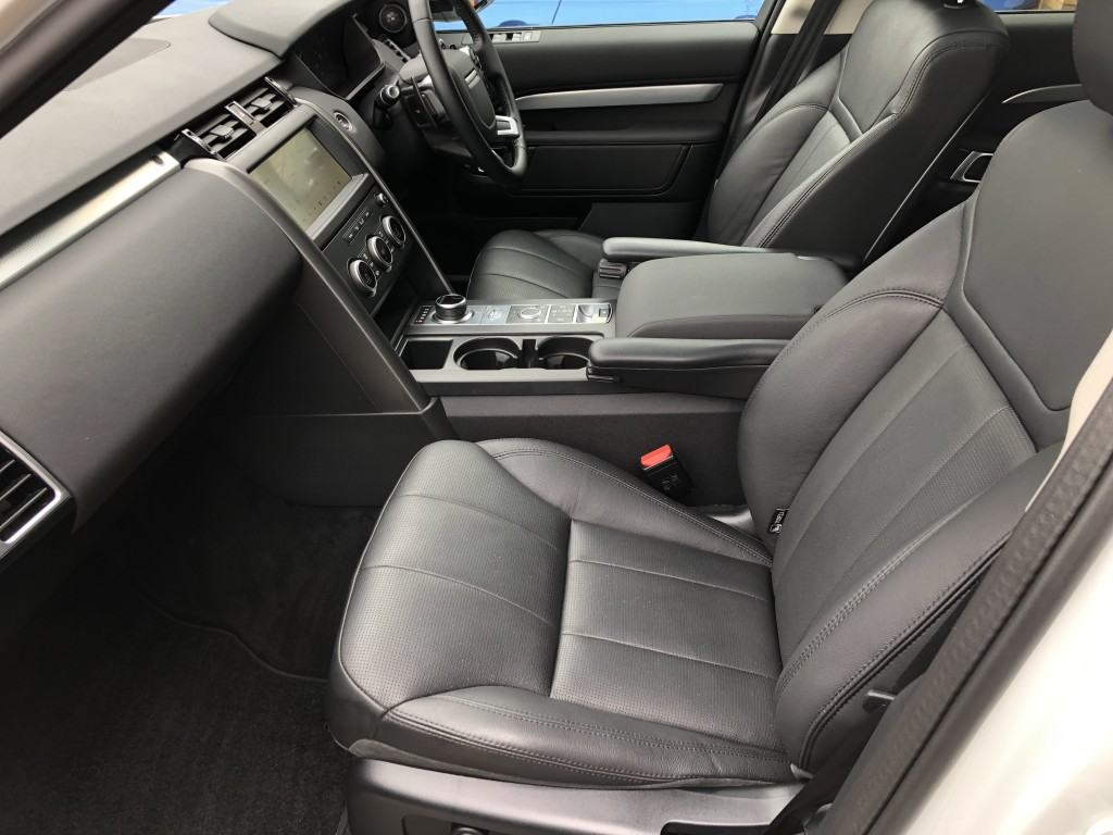 LAND ROVER DISCOVERY 3.0 SD6 LANDMARK 5DR AUTOMATIC