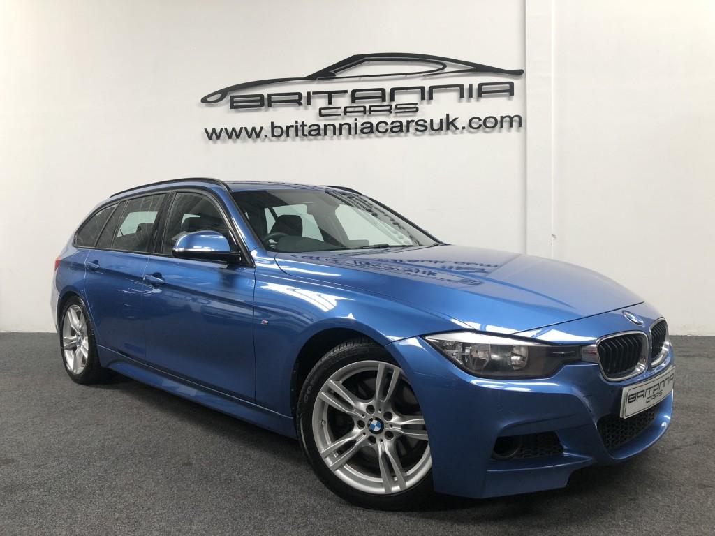 BMW 3 SERIES 3.0 330D M SPORT TOURING 5DR AUTOMATIC