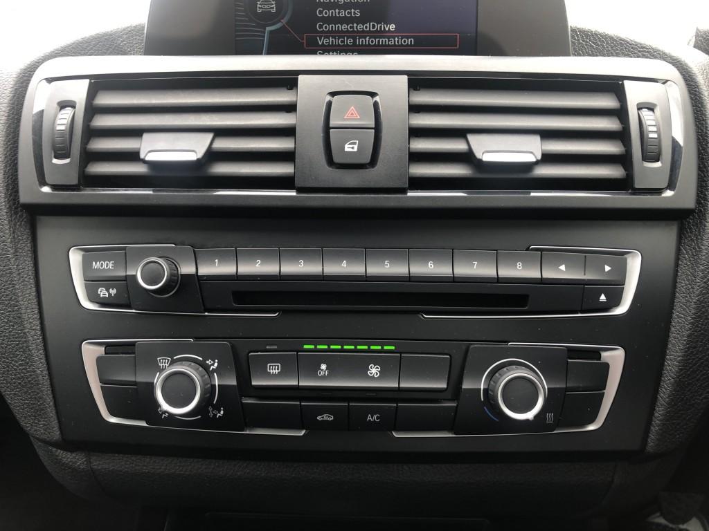 BMW 1 SERIES 2.0 116D SPORT 3DR