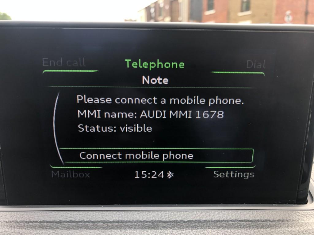 AUDI A3 1.6 TDI SE 5DR