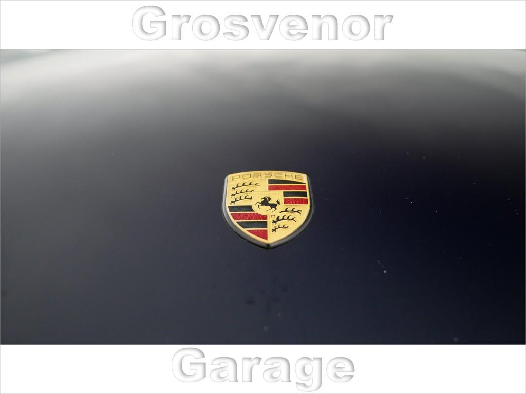 PORSCHE BOXSTER 2.7 24V SPORT EDITION 2DR