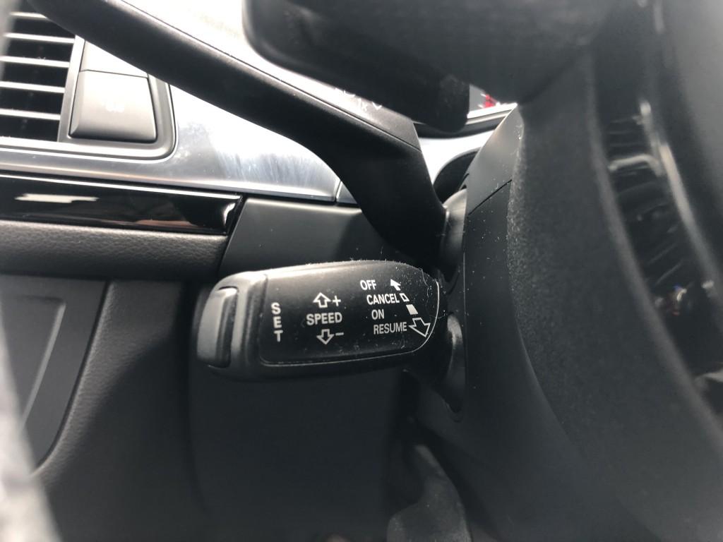 AUDI A6 2.0 AVANT TDI ULTRA BLACK EDITION 5DR SEMI AUTOMATIC