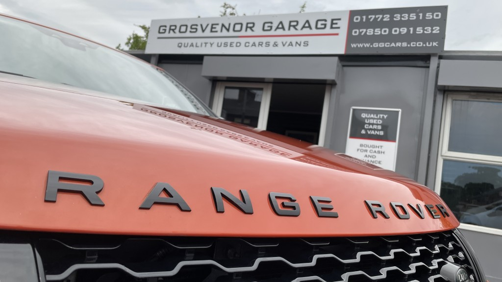 LAND ROVER RANGE ROVER EVOQUE 2.0 TD4 HSE DYNAMIC 5DR AUTOMATIC
