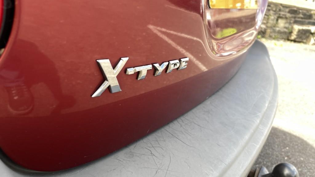 JAGUAR X-TYPE 2.0 SE 5DR