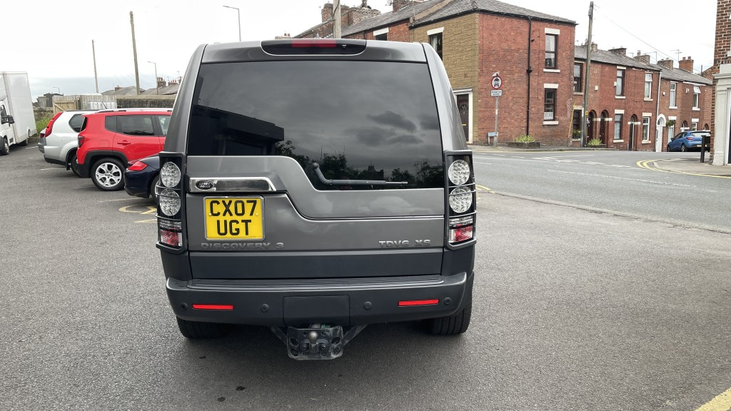 LAND ROVER DISCOVERY 2.7 3 COMMERCIAL XS MWB