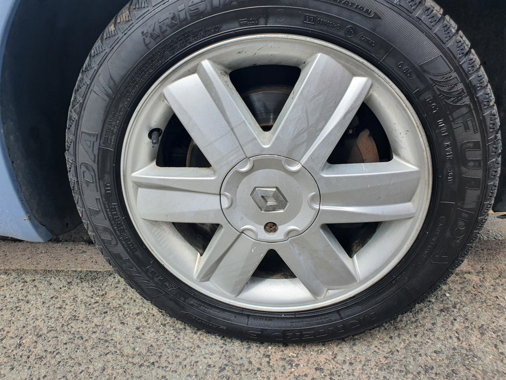 RENAULT MEGANE SCENIC 1.6 DYNAMIQUE 16V 5DR PX TO CLEAR - NEW CLUTCH AND FLYWHEEL FITTED