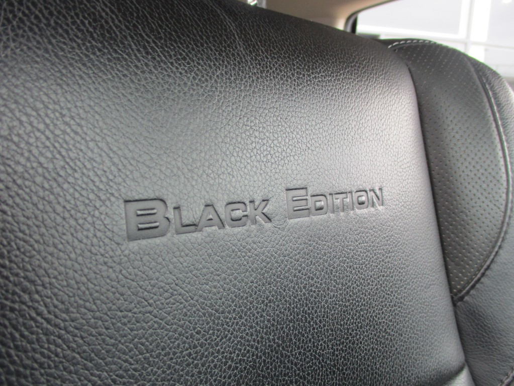 HONDA CR-V 1.6 I-DTEC BLACK EDITION 5DR AUTOMATIC