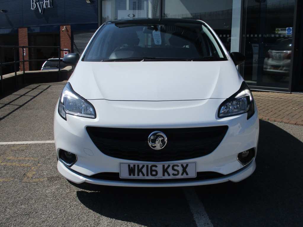 VAUXHALL CORSA 1.4 LIMITED EDITION S/S 5DR