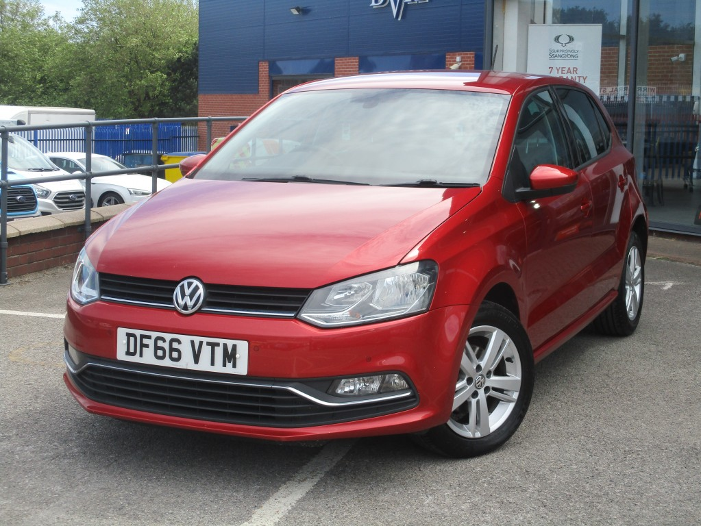 VOLKSWAGEN POLO 1.0 MATCH 5DR