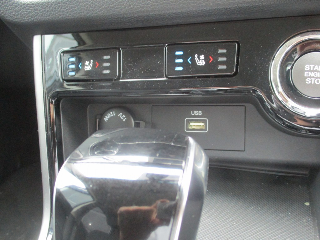 SSANGYONG KORANDO 1.5 ULTIMATE 5DR AUTOMATIC