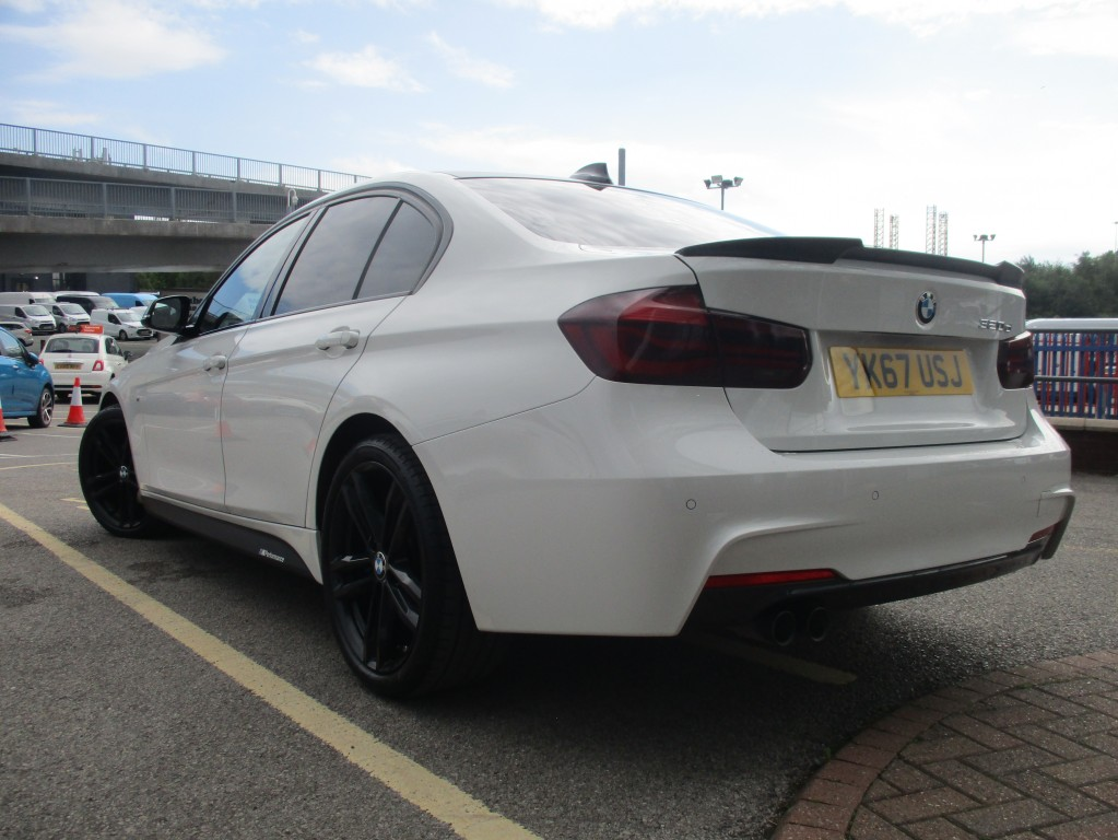 BMW 3 SERIES 2.0 320D M SPORT SHADOW EDITION 4DR AUTOMATIC