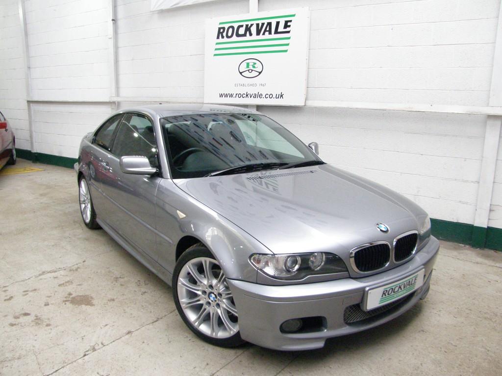 BMW 3 SERIES 2.0 318CI M SPORT 2DR
