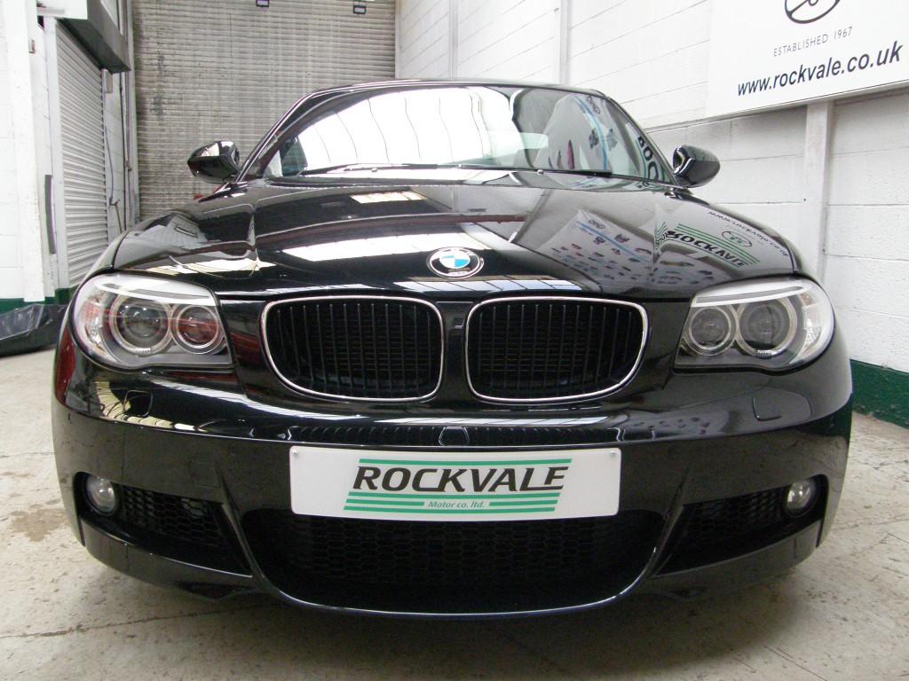 BMW 1 SERIES 3.0 125I M SPORT 2DR AUTOMATIC