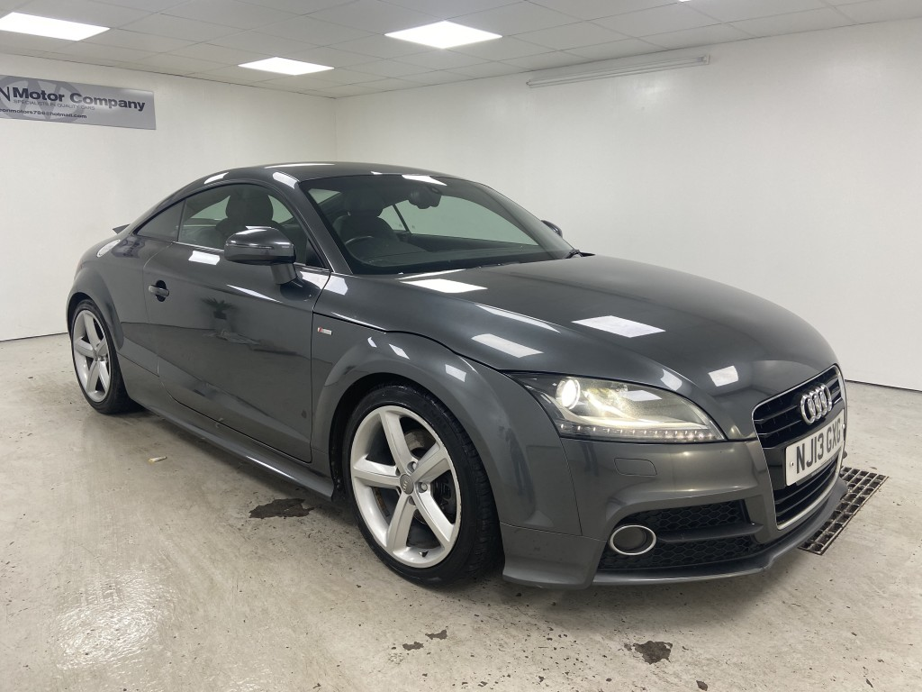 Used AUDI TT 1.8 TFSI S LINE 2DR in West Yorkshire