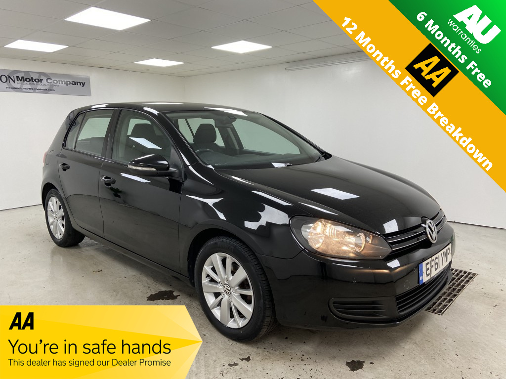 Used VOLKSWAGEN GOLF 1.6 MATCH TDI 5DR in West Yorkshire