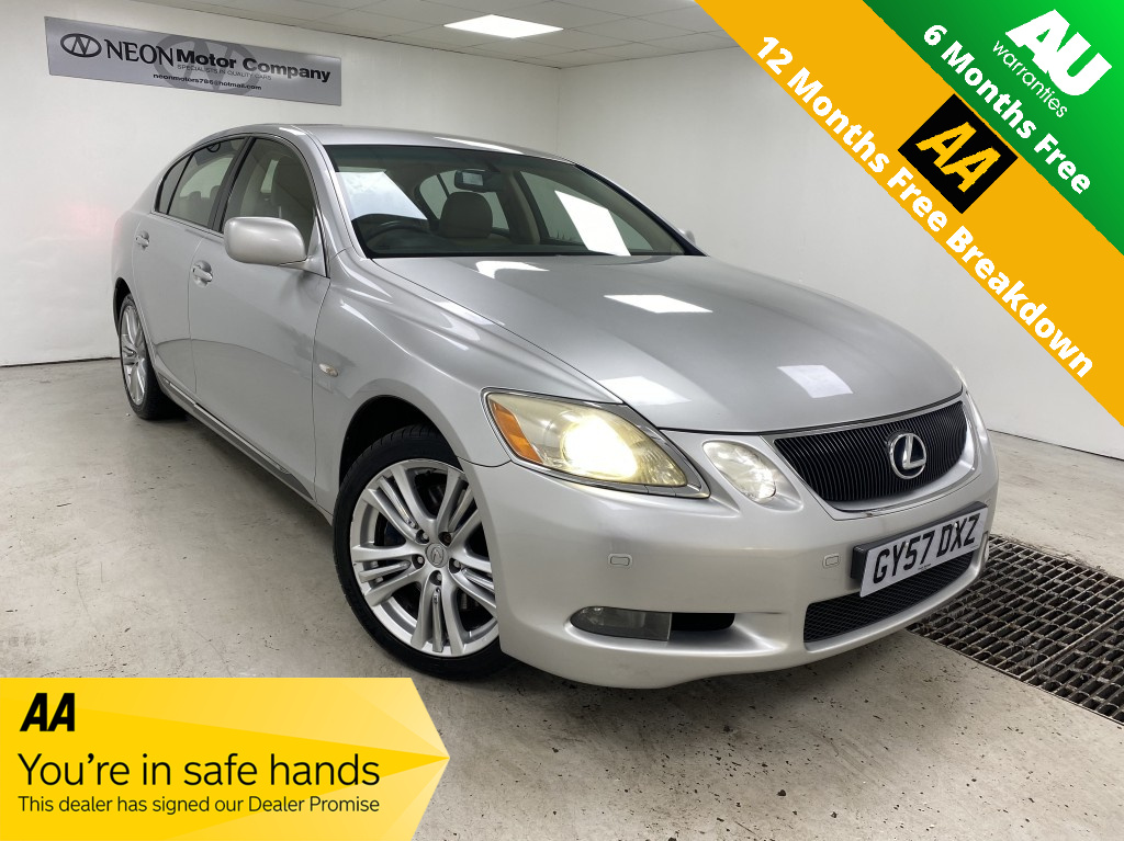 Used LEXUS GS 3.5 SE Saloon 4DR CVT in West Yorkshire