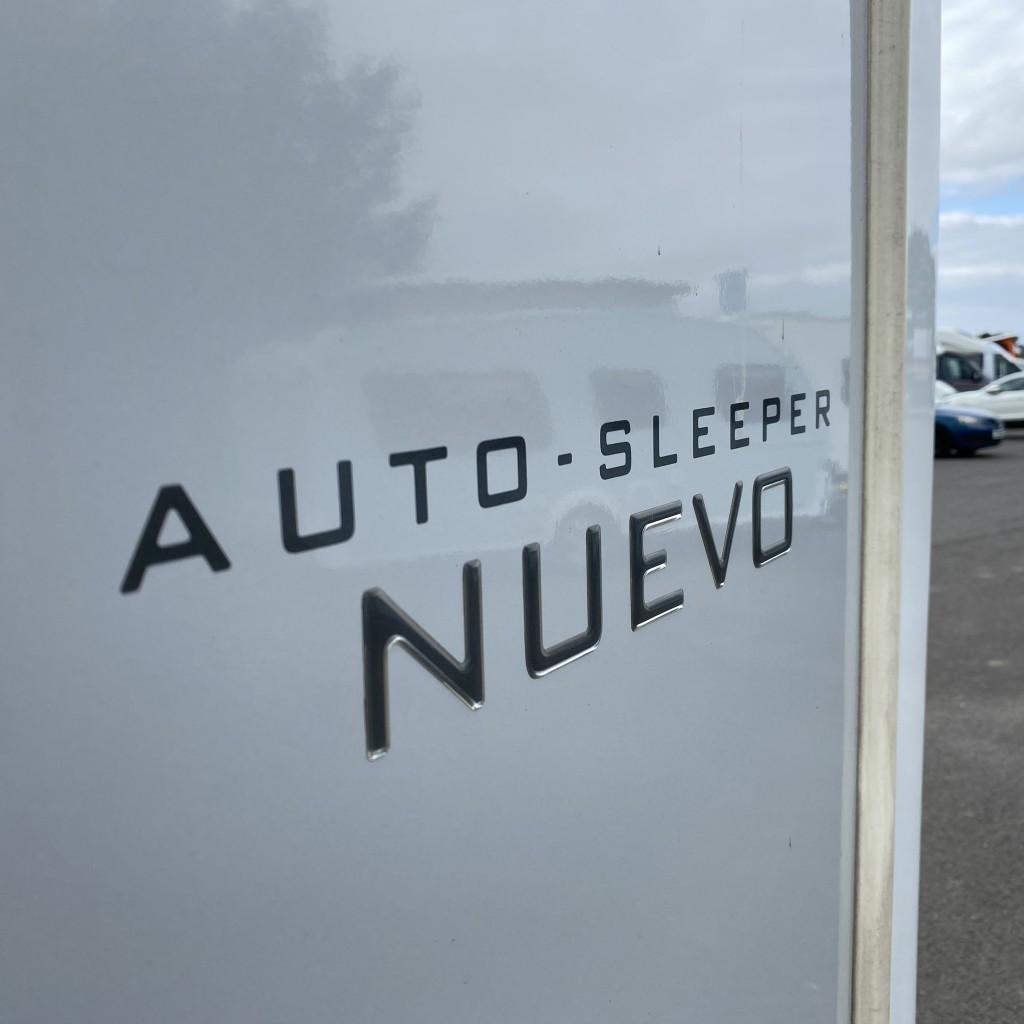 PEUGEOT Auto-Sleeper Nuevo